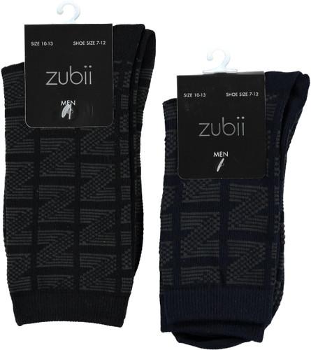 Boys/Men's Z Print Ankle Sock