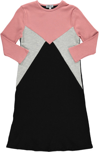 Girls Colorblock Night Gown
