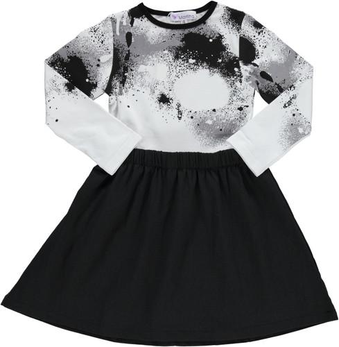Girls Spray Paint Dress