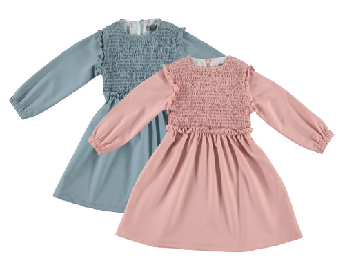 Girls Vintage Shabbos Dress
