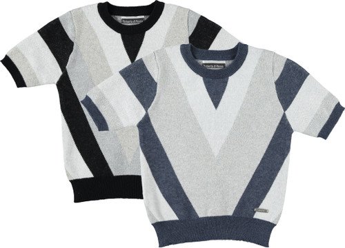 Boys Knit Pullover Sweater