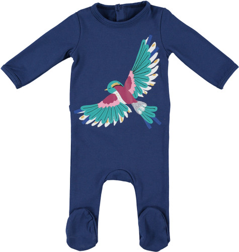 Baby Girl Bird Stretchy