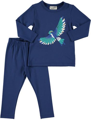 Boy's Bird 2 Pc Pajama