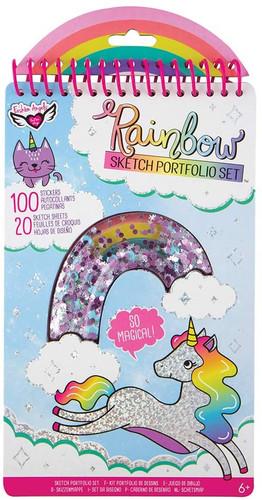 Rainbow Shaker Compact Portfolio - 12385