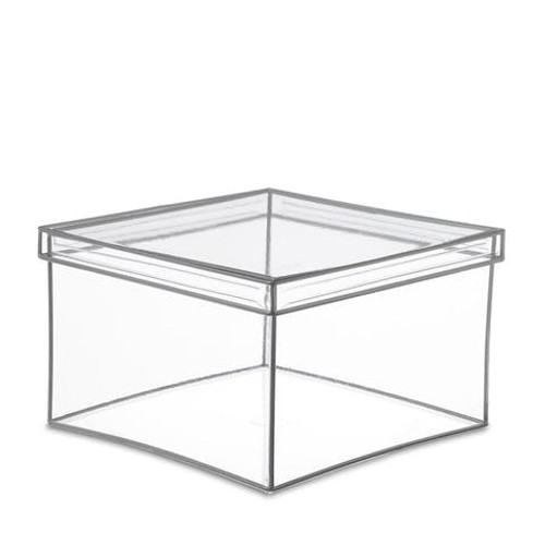 Yarmulka Clear Boxes