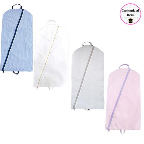 Seersucker Garment Bag
