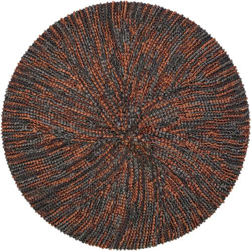 Revaz Pearl Snood Rust/Tan Lined