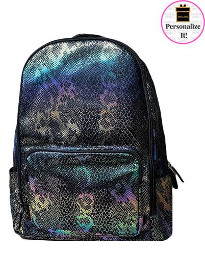 Bari Lynn Cosmic Python Backpack - BLCPB