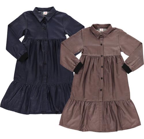 Girls Denim Weekday Dress