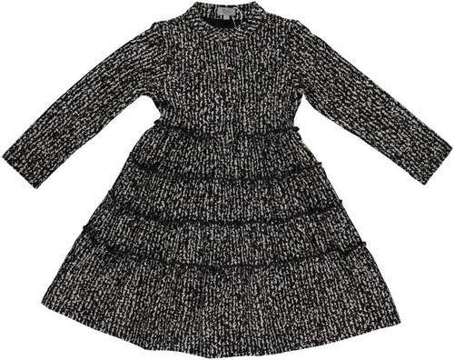 Girls Ruffle Tiered Dress