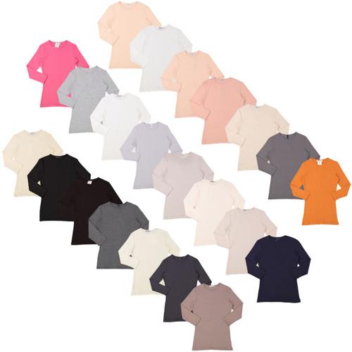 Kiki Riki Womens 3/4 Sleeve Cotton Shell