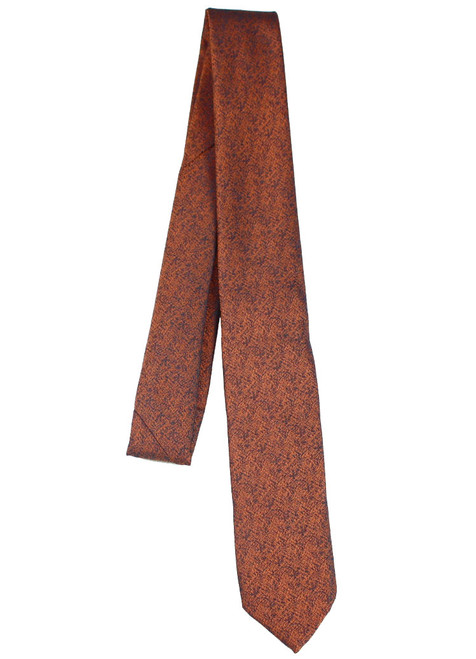 Boys Red Graphite Tie
