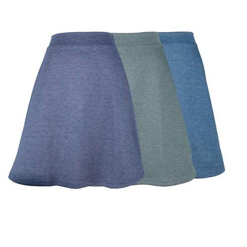 BGDK Girl's Heather A-line Skirt