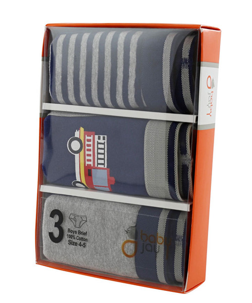 Boys 3Pack Underwear