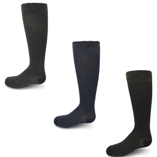 Zubii Horizontal Ribbed Knee Highs