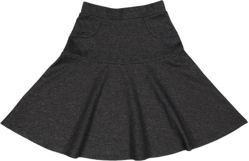 Girl's Heather Skirt