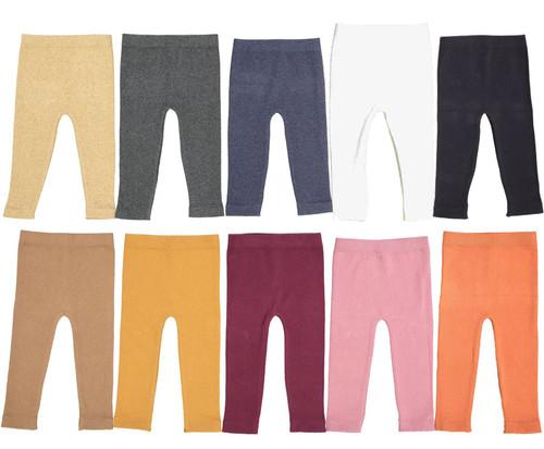Florence Flat Cotton Leggings