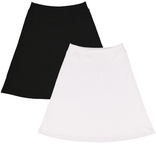 Kiki Riki New Ladies Lycra A-line Skirt