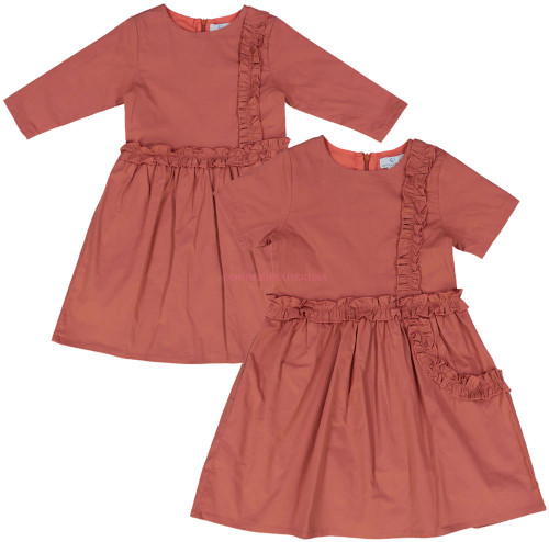 WHITLOW & HAWKINS GIRLS DRESS - 1127