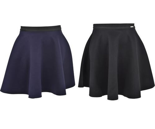BGDK Girl's Reversible Scuba Skirt