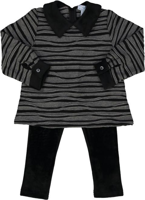 Teela Girls Fur Vest SB906