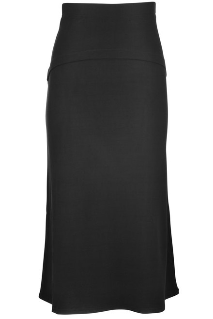 BGDK Girl's Panel Long Slinky Skirt