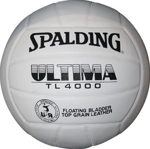 Spalding Ultima Floating Bladder Top Grain Leather