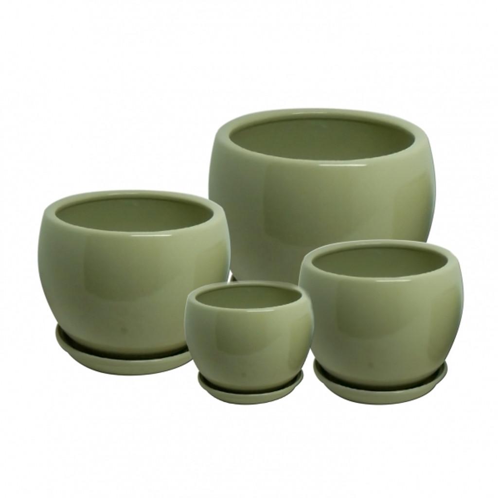 Set of 4: 10cm-25cm diameter