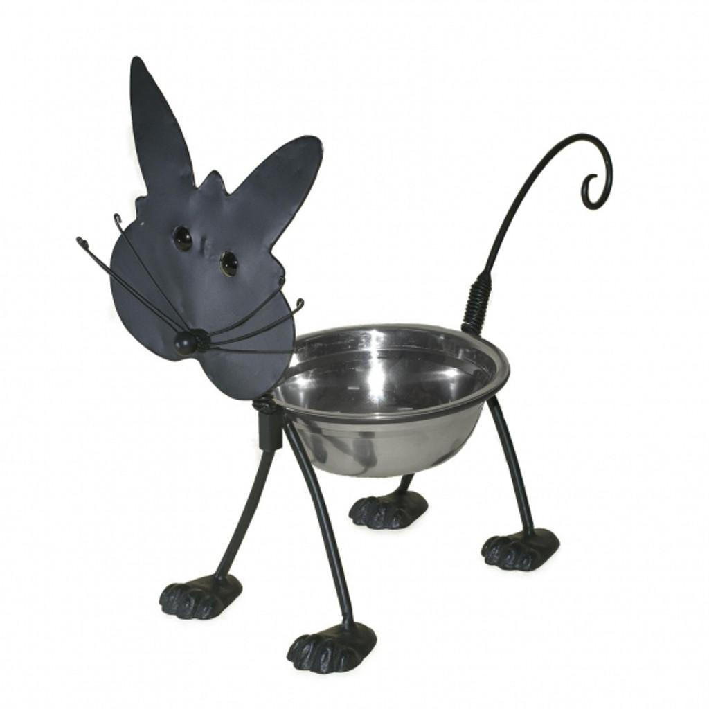 Cat Bowl- Black - EK53387B