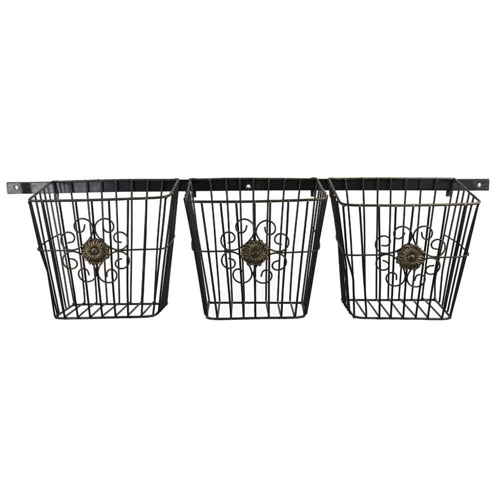 Wall Baskets - BHB6014