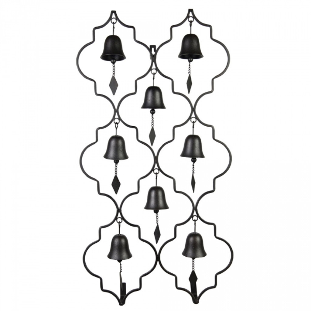 Panel of Black Bells - BHB3278