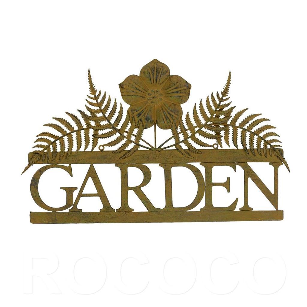 GARDEN WALL ART - YH18078