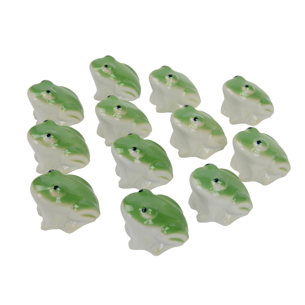 FLOATING GREEN FROG - PE1009