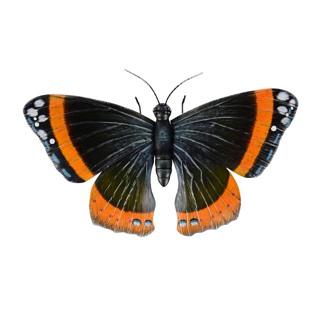 RED ADMIRAL BUTTERFLY - QX19434