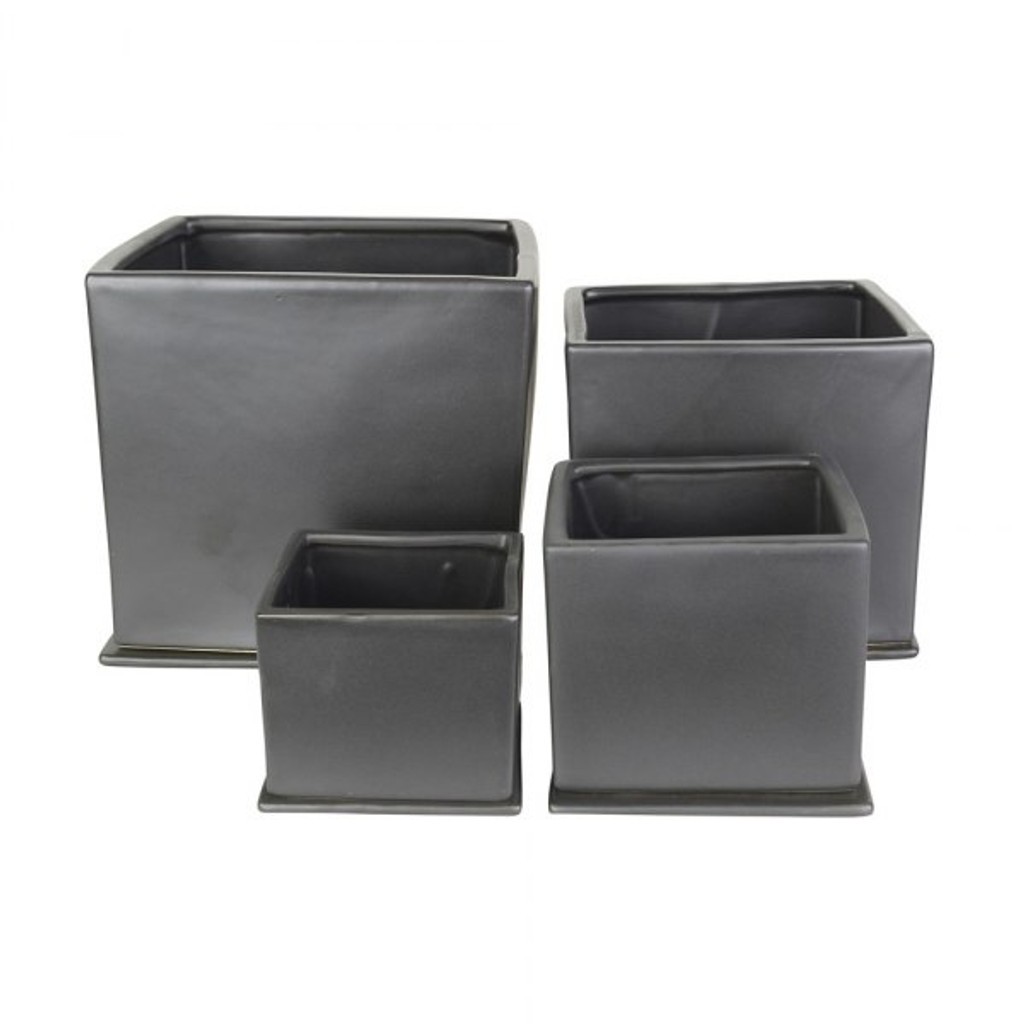 Charcoal Square - DHP0109 Charcoal