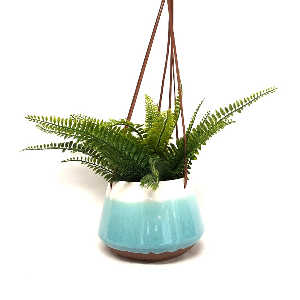 Blue hanging planter - SS1004
