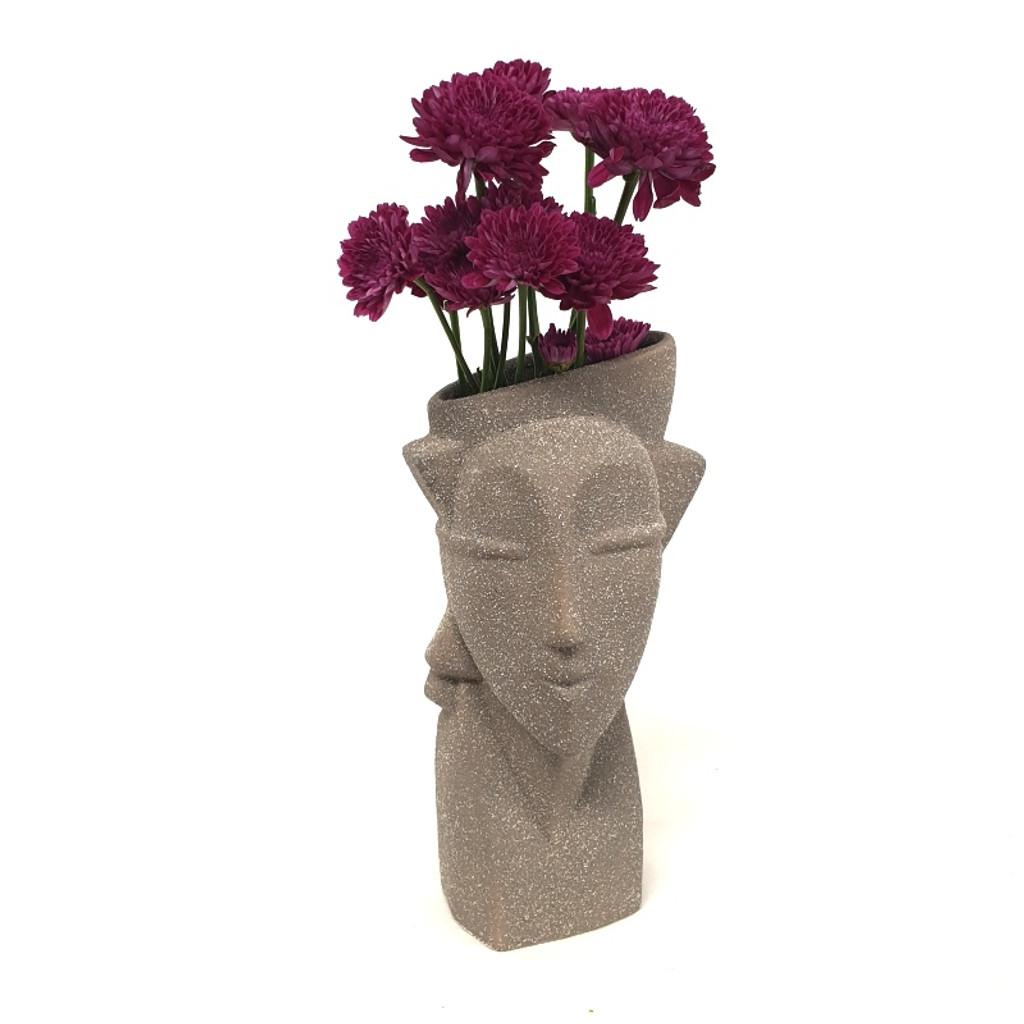 Bodhi - Stoneware Vase -SS1015
