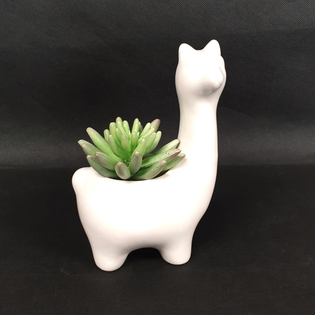 Alice Alpaca cactus pot - SS1017