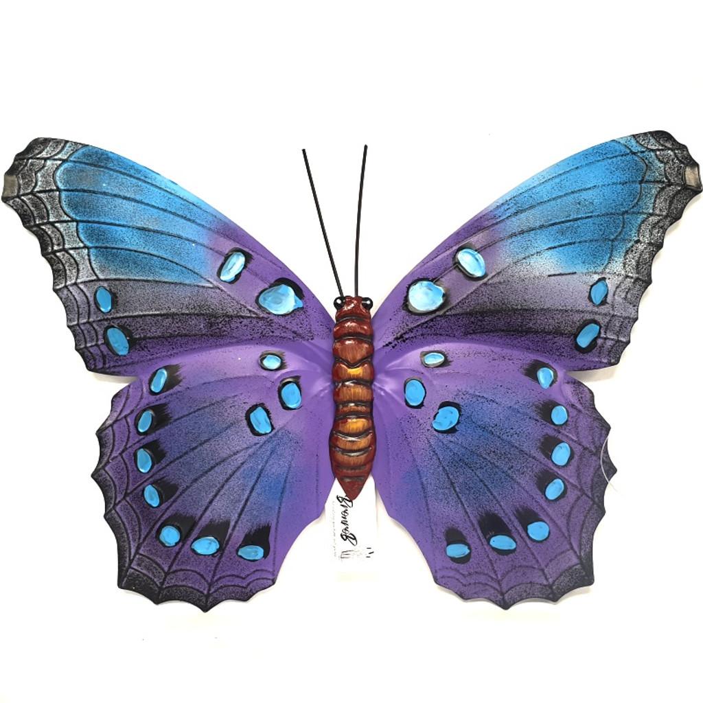 BUTTERFLY BLUE - SR056