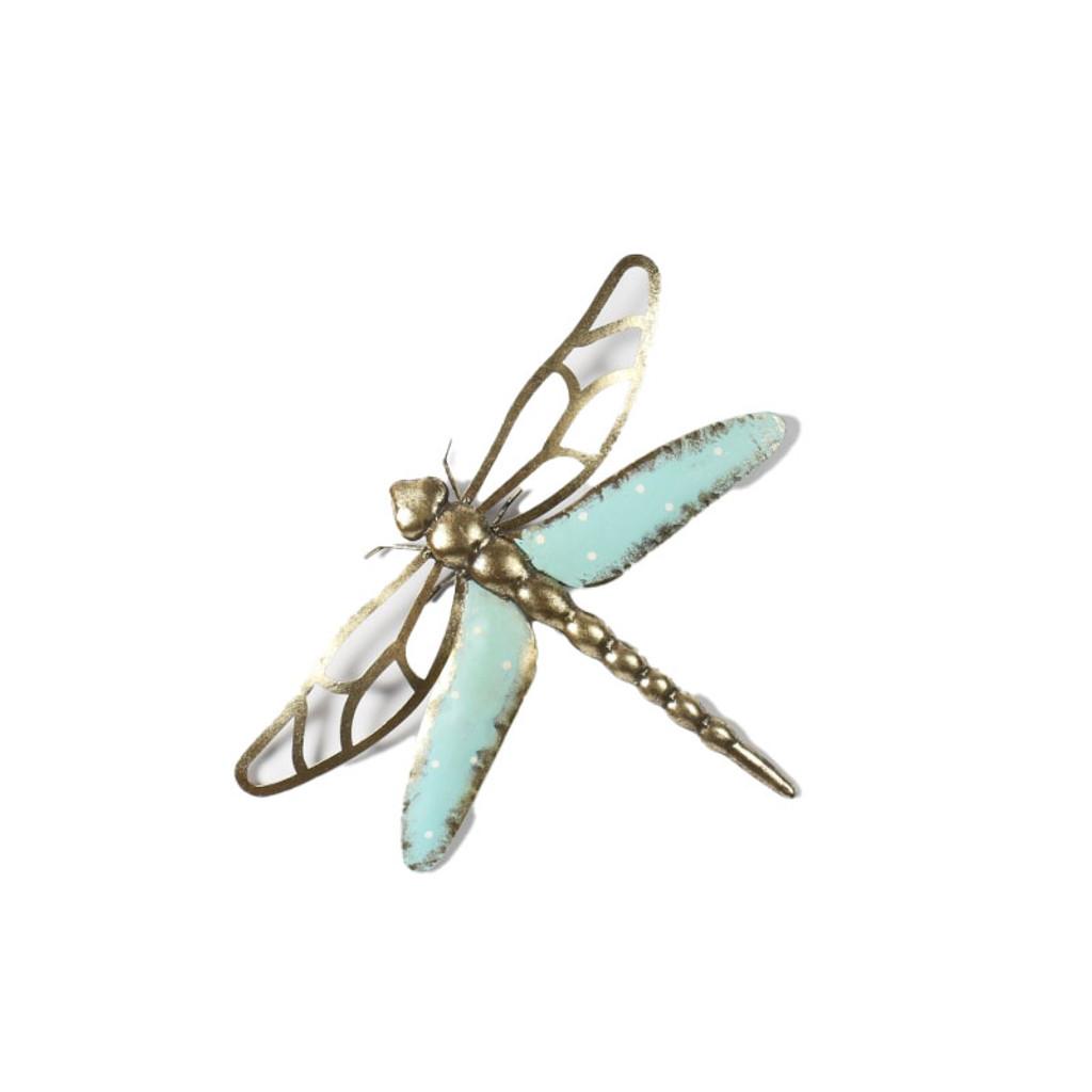 GOLD/BLUE DRAGONFLY - HF94554