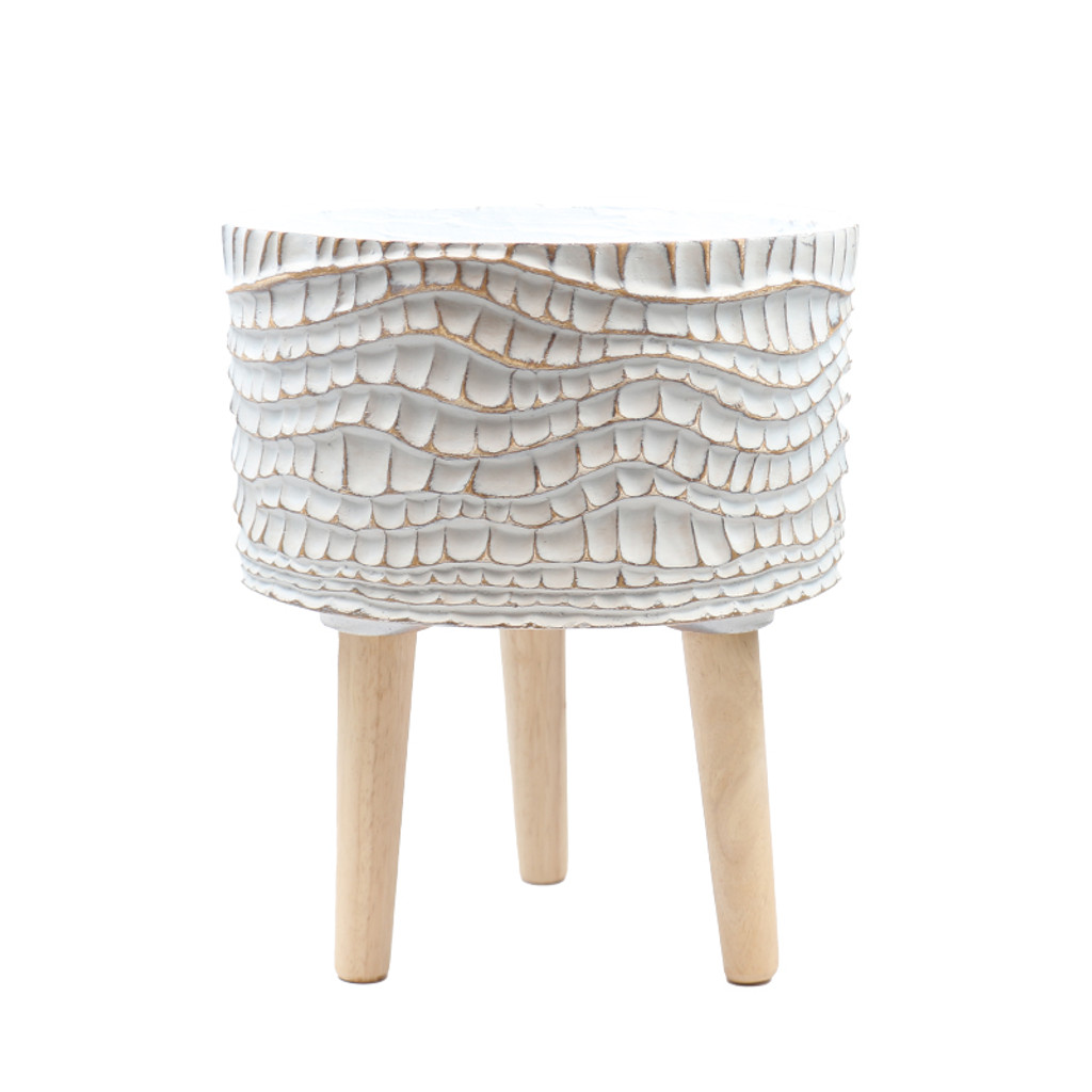 WHITE JIGSAW ON LEGS-CZ014
