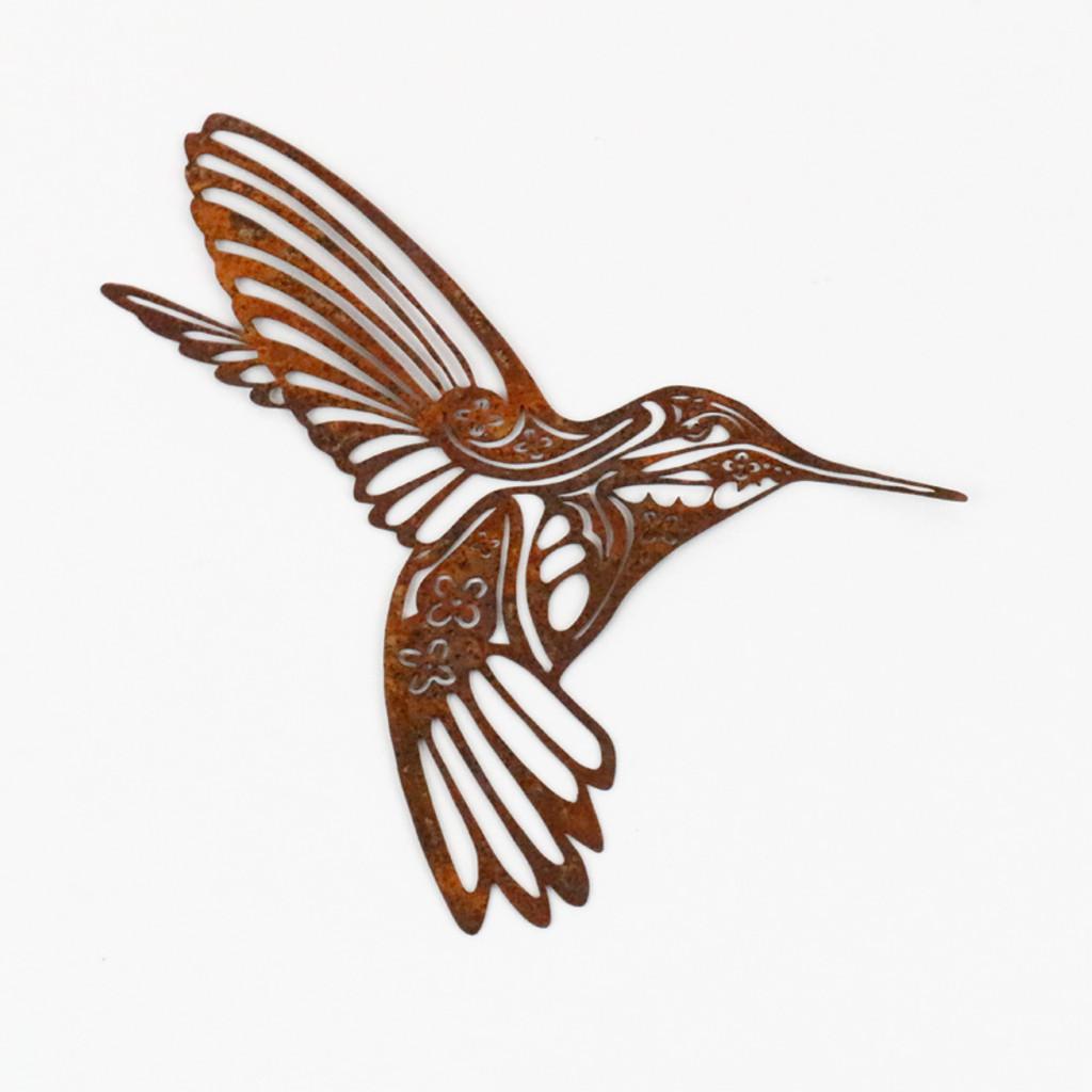HUMMINGBIRD WALL ART - XJ4042