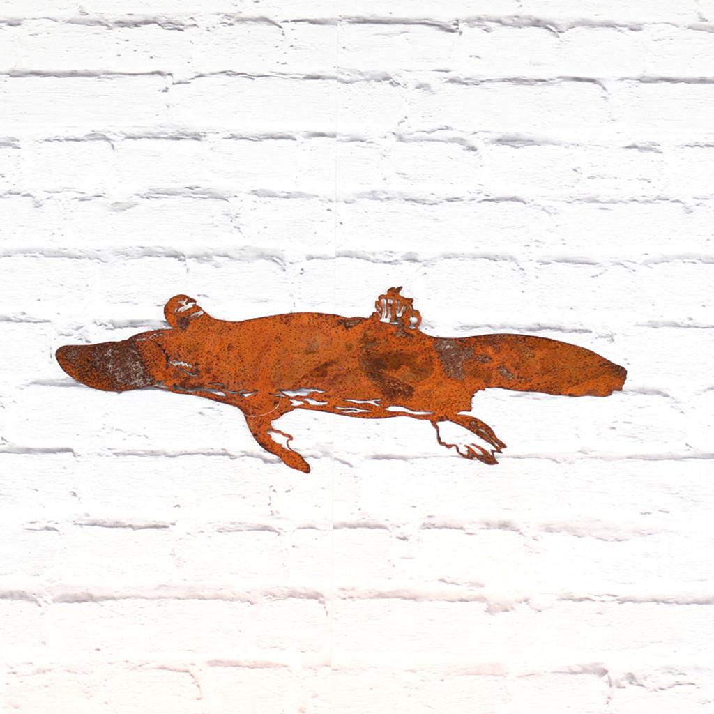 PLAYPUS WALL ART - XJ4046