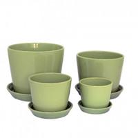 4 pieces : 13cm - 24cm diameter