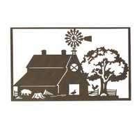 Farmstead Wall Art - BHB170054
