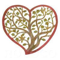 HEART TREE OF LIFE - BHB18756