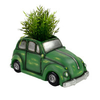 NOVELTY VW BEETLE PLANTER - LF009