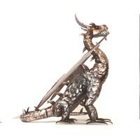 SILVER DRAGON - BHB19133