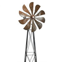 Cattle Station Windmill - HHF3025