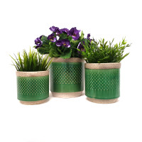 Gaia (spots) - Set of 3 Planters - SS1001